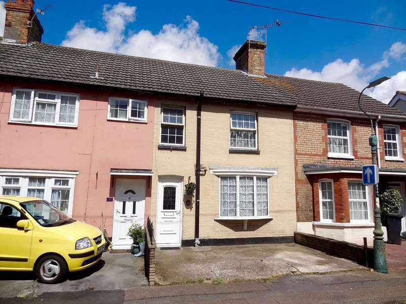 2 Bedrooms Terraced House for sale in 89 Haviland Road
