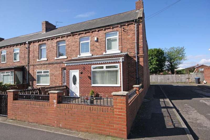 3 Bedrooms End Of Terrace House for sale in Park View, Chester-le-Street DH2