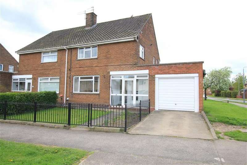 3 Bedrooms Semi Detached House for sale in Macmillan Road, Newton Aycliffe, County Durham