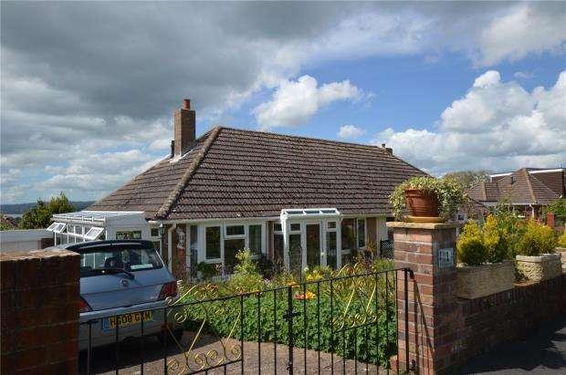 2 Bedrooms Semi Detached Bungalow for sale in April Close, Exmouth, Devon