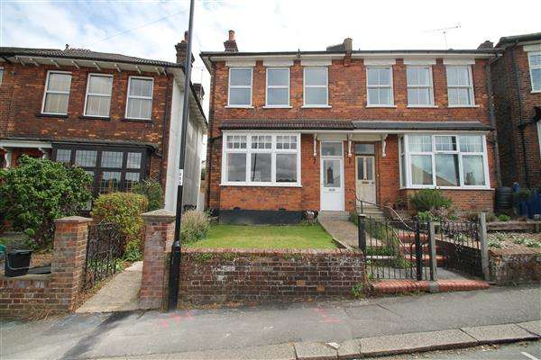 4 Bedrooms Semi Detached House for sale in Fairdene Road