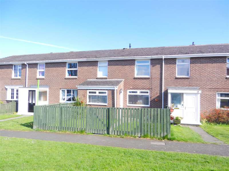 3 Bedrooms Link Detached House for sale in South Magdalene, Consett