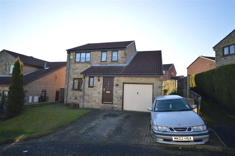 4 Bedrooms Detached House for sale in The Grange, Stanley