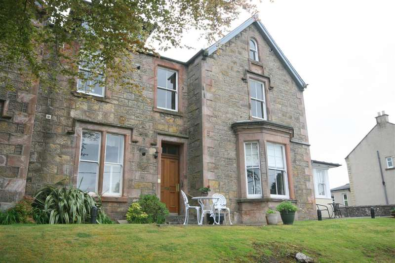2 Bedrooms Apartment Flat for sale in Playfair House, 1 Muckhart Road, Dollar