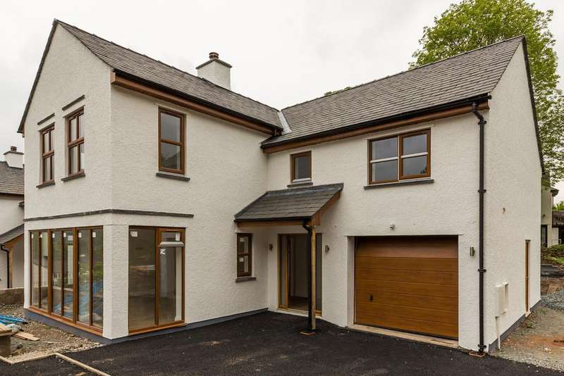 4 Bedrooms Detached House for sale in Plot 2, Post Knott, Kendal Road, Bowness On Windermere, Cumbria, LA23 3FB