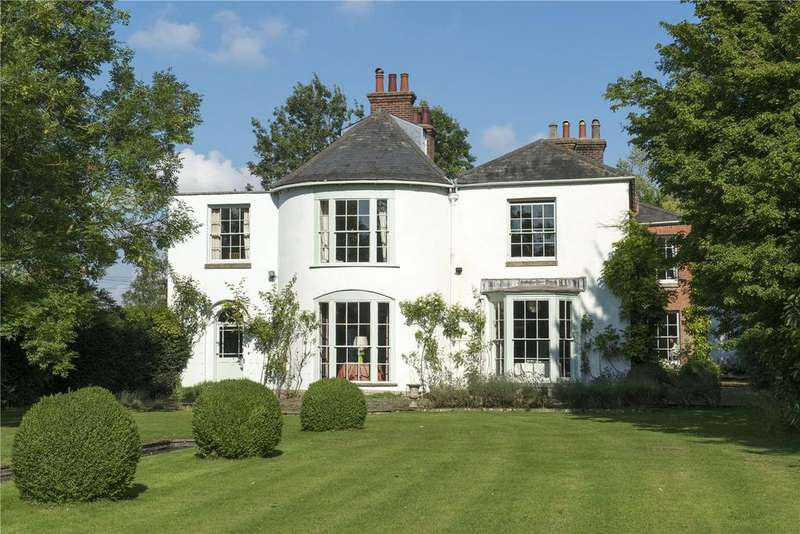 8 Bedrooms Detached House for sale in Church Lane, Ashbocking, Ipswich, IP6