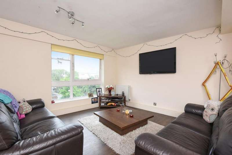 2 Bedrooms Flat for sale in Vectis Court, Borrodaile Road, Earlsfield, SW18