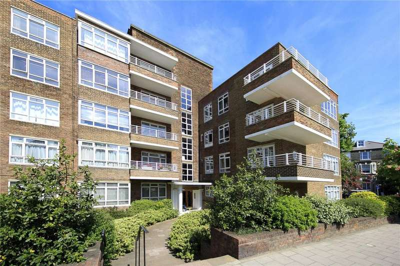 3 Bedrooms Flat for sale in Hillbrow, Richmond Hill, Richmond, Surrey, TW10