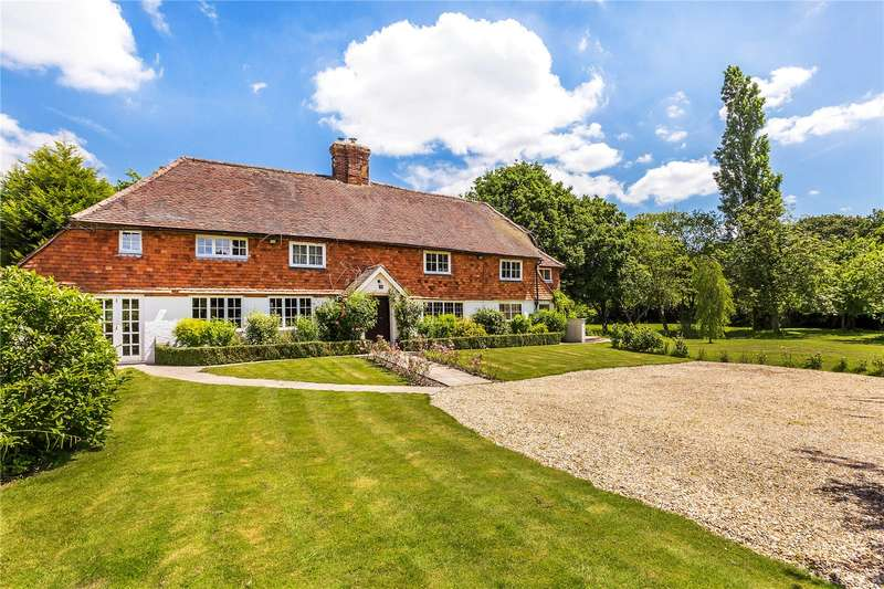 4 Bedrooms Detached House for sale in Rookery Hill, Outwood, Surrey, RH1