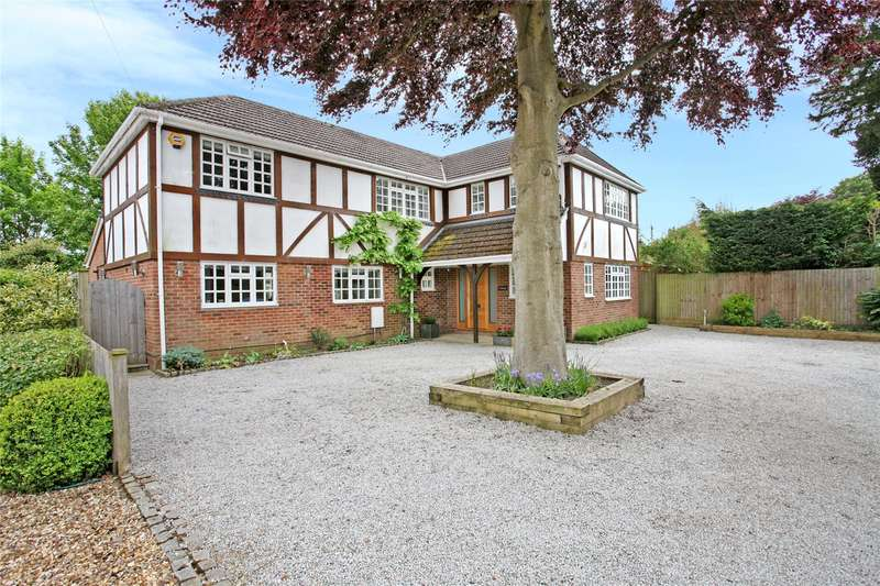 4 Bedrooms Detached House for sale in Pankridge Street, Crondall, Farnham, GU10