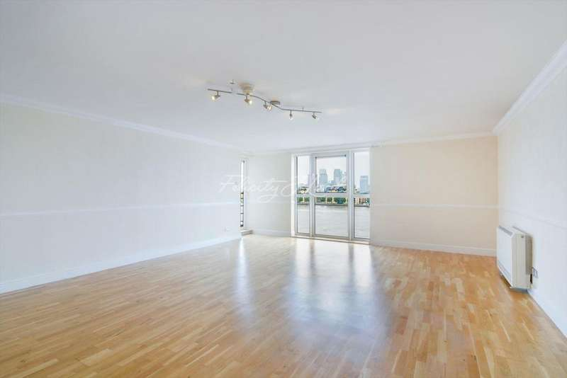 2 Bedrooms Flat for sale in Thistley Court, SE8 3JW
