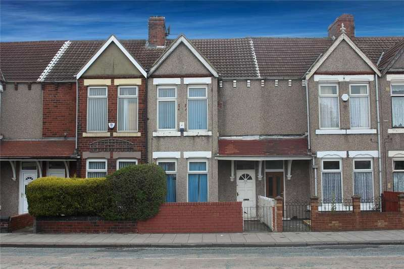 3 Bedrooms Terraced House for sale in Kings Road, North Ormesby