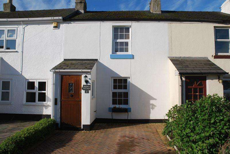 2 Bedrooms Terraced House for sale in Babbacombe Downs Road, Torquay