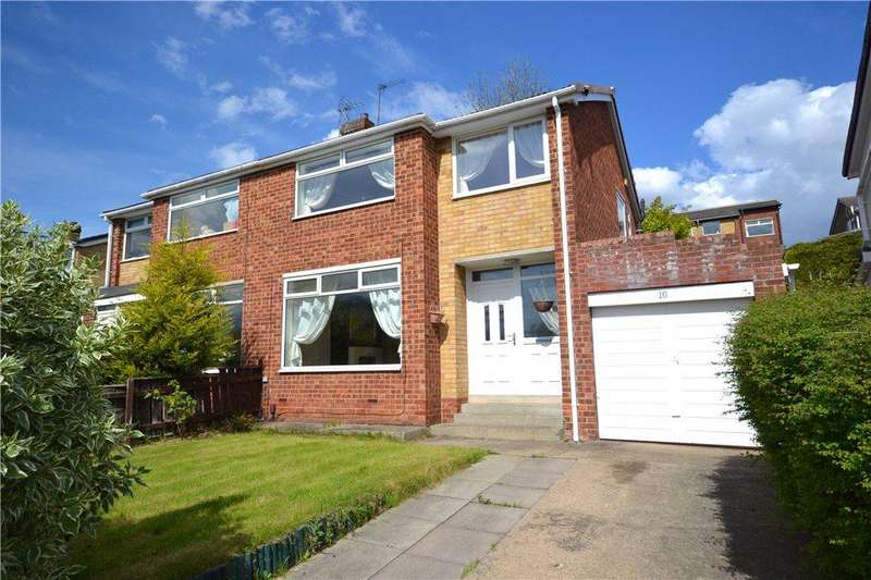3 Bedrooms Semi Detached House for sale in Seymour Crescent, Eaglescliffe, Stockton-on-Tees