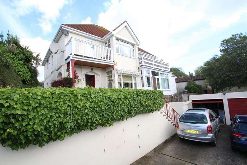 3 Bedrooms Flat for sale in Hatfield Road, Torquay