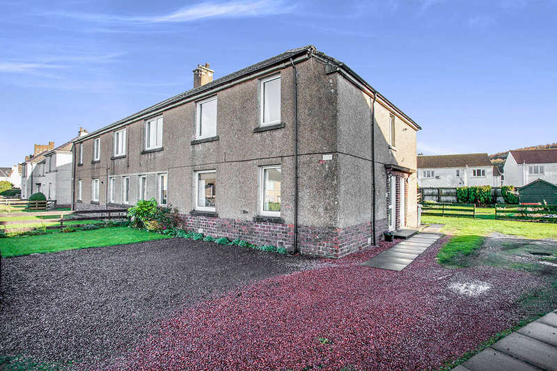 3 Bedrooms Flat for sale in Dovecroft, Kirkcudbright, DG6