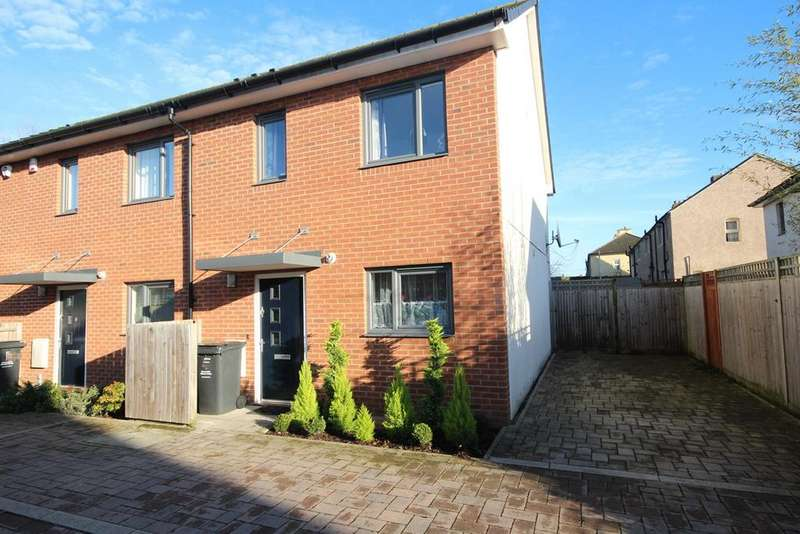 3 Bedrooms End Of Terrace House for sale in Falks Hill, Luton, LU2