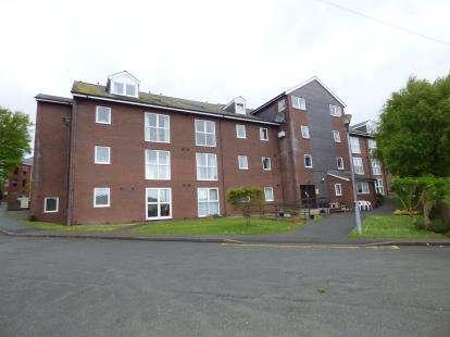 2 Bedrooms Flat for sale in Uxbridge Court, Holyhead Road, Bangor, Gwynedd, LL57