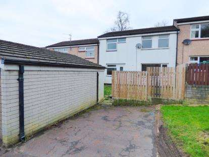 2 Bedrooms Terraced House for sale in Peridot Close, Blackburn, Lancashire, BB1