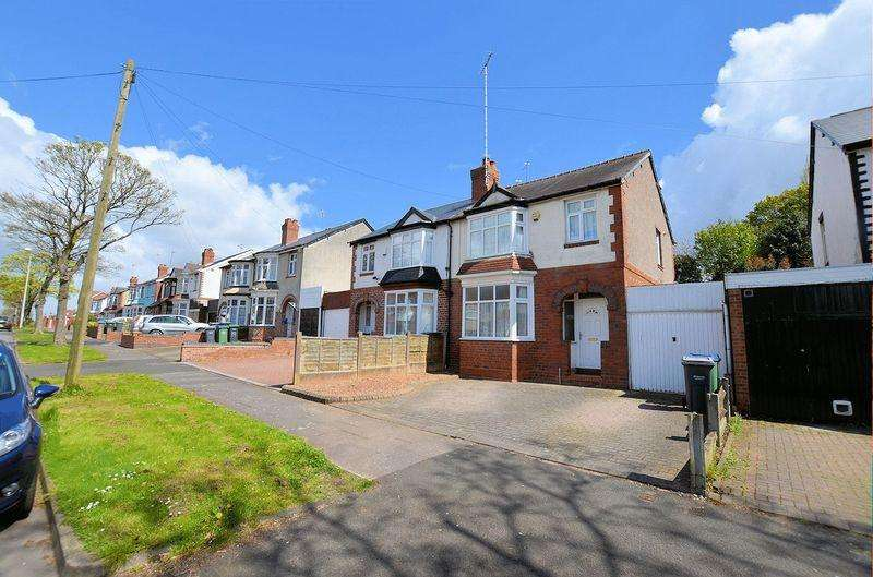 3 Bedrooms Semi Detached House for sale in Albert Road, Oldbury