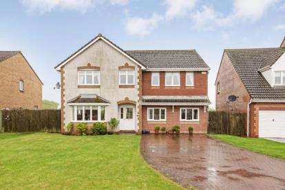 5 Bedrooms Detached House for sale in Eglintoun Road, Stewarton