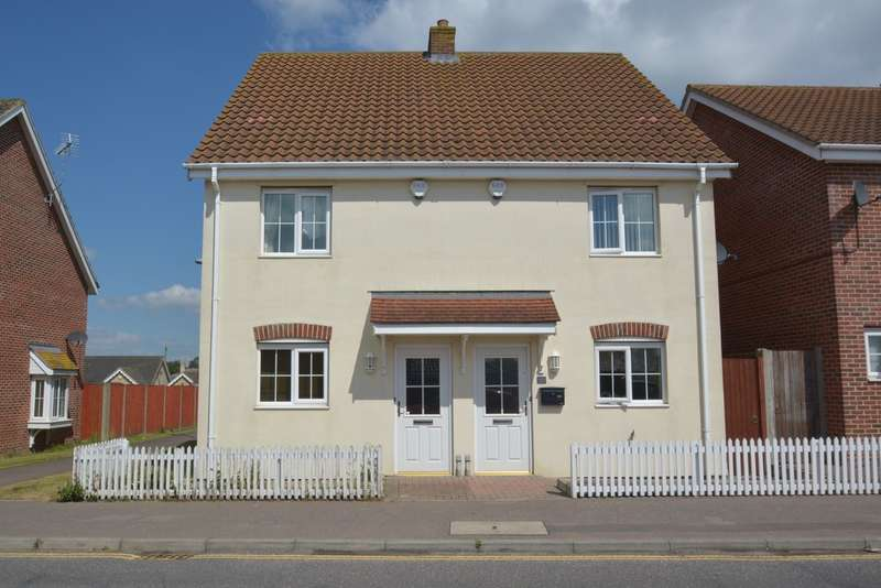 3 Bedrooms Semi Detached House for sale in Mendham Lane, Harleston