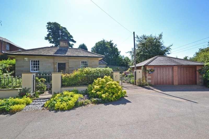 2 Bedrooms Detached Bungalow for sale in Goosehill Lane, Warmfield, Wakefield