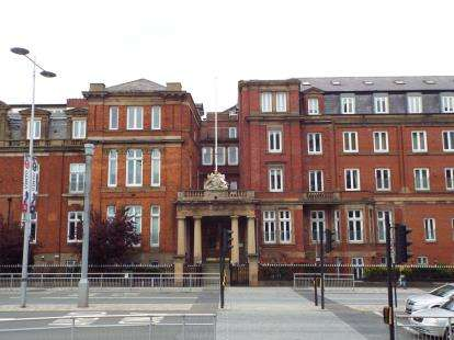 1 Bedroom Flat for sale in The Royal, Wilton Place, Salford, Greater Manchester