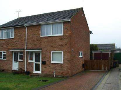 3 Bedrooms Semi Detached House for sale in Needham Market, Ipswich, Suffolk