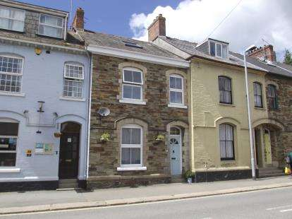 5 Bedrooms Terraced House for sale in Liskeard, Cornwall, United Kingdom