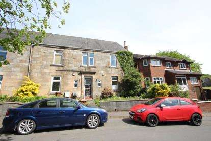 2 Bedrooms Flat for sale in Muirpark Terrace, Beith, North Ayrshire