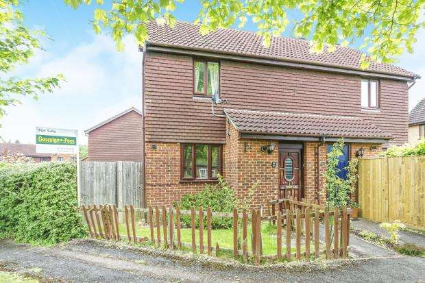 1 Bedroom End Of Terrace House for sale in Leatherhead, Surrey