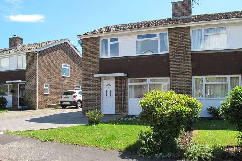 3 Bedrooms Semi Detached House for sale in Westgate, Stubbington