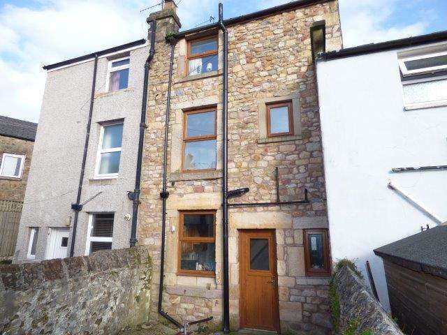 4 Bedrooms Terraced House for sale in Scotforth Road, Lancaster, LA1 4SQ
