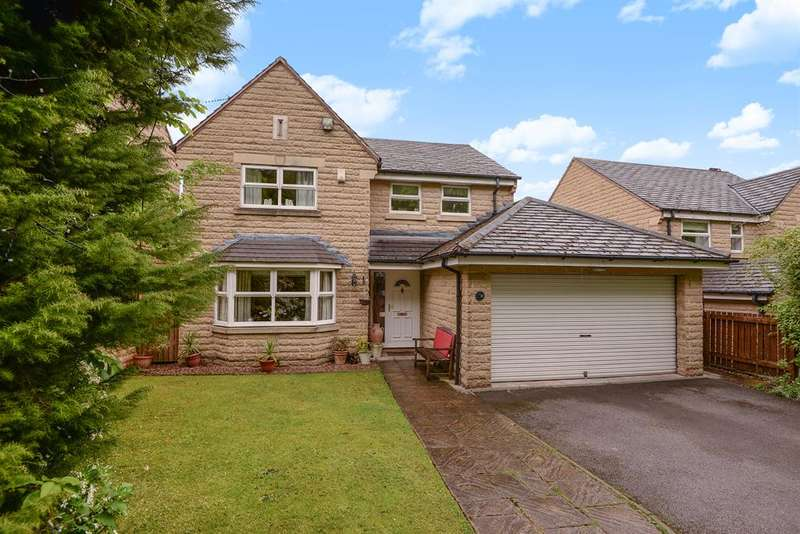 4 Bedrooms Detached House for sale in The Covet, Apperley Bridge, Bradford, BD10 9TH