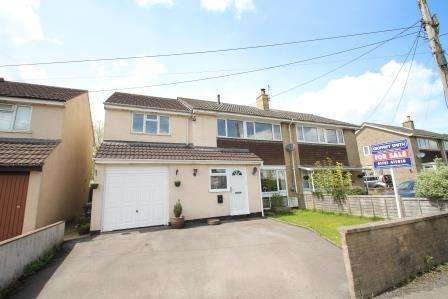 4 Bedrooms Semi Detached House for sale in Coleford, Radstock BA3