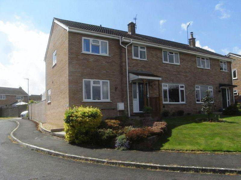 4 Bedrooms Semi Detached House for sale in Winyards View, Crewkerne