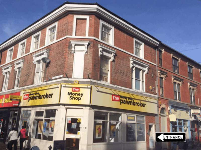 Property for sale in Station Street, Burton-On-Trent