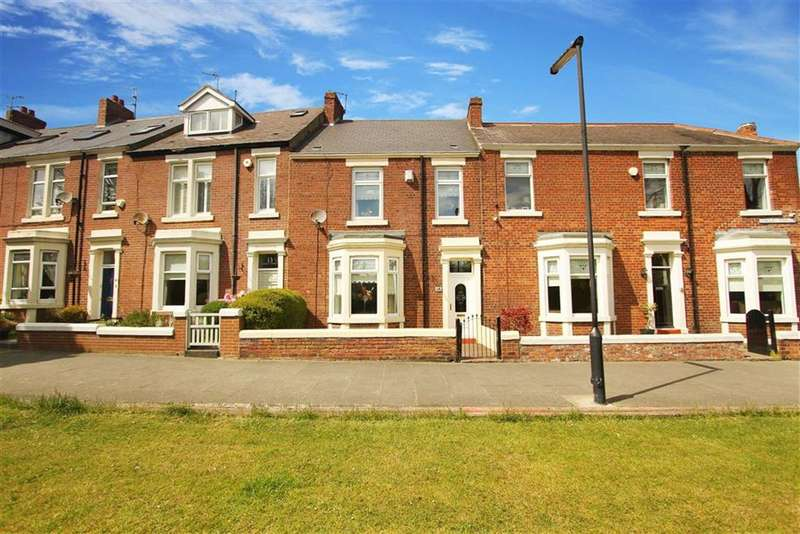 3 Bedrooms Property for sale in Horsley Terrace, Tynemouth, Tyne And Wear