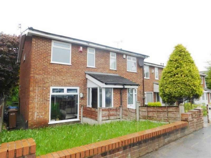 3 Bedrooms Mews House for sale in Stockport Road West, Bredbury, Stockport