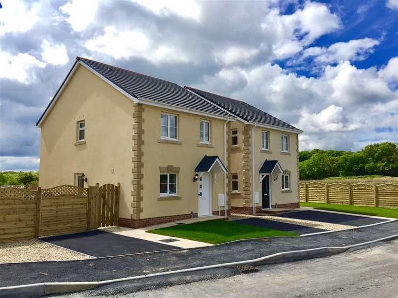 3 Bedrooms Property for sale in Tir Y Dderwen, Cross Hands