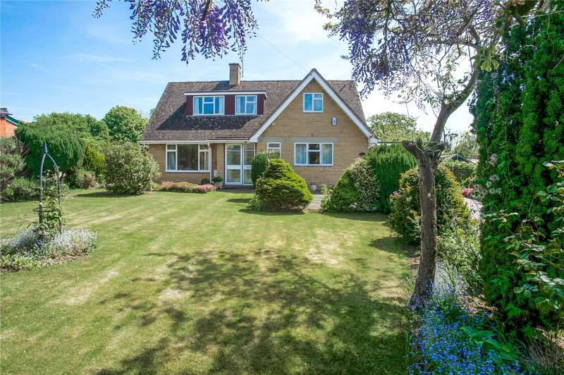 3 Bedrooms Detached House for sale in Hopcraft Lane, Deddington, Banbury, Oxfordshire, OX15