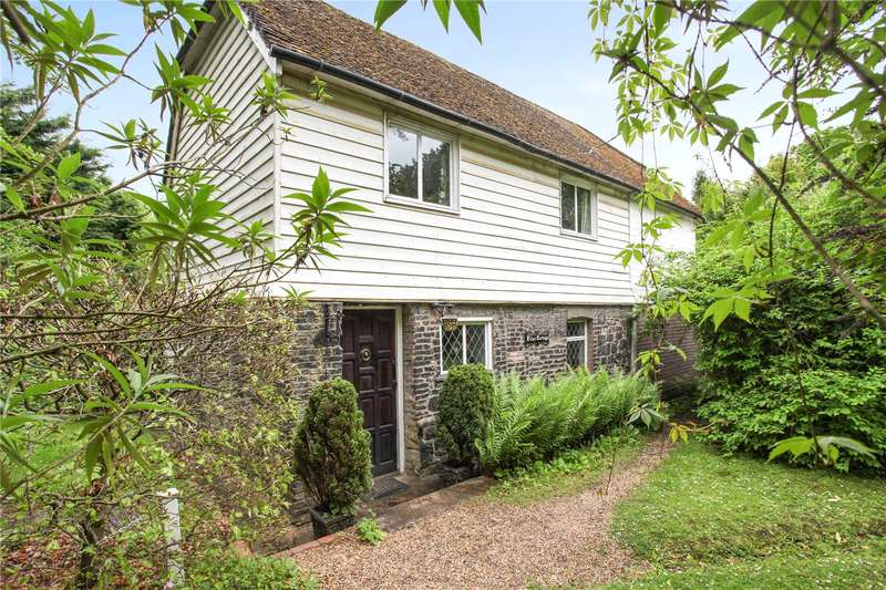 3 Bedrooms Detached House for sale in Station Approach, Wormley, Godalming, Surrey, GU8