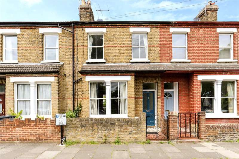 2 Bedrooms Terraced House for sale in Lateward Road, Brentford, TW8