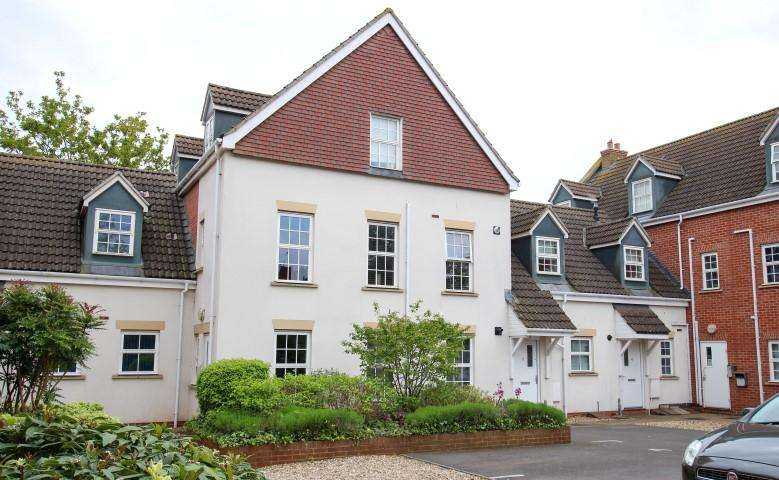 2 Bedrooms Apartment Flat for sale in Friary Walk, Bridgwater TA6