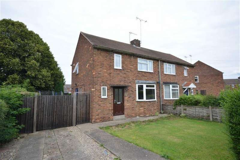 3 Bedrooms Property for sale in Field Avenue, Hatton, Derby