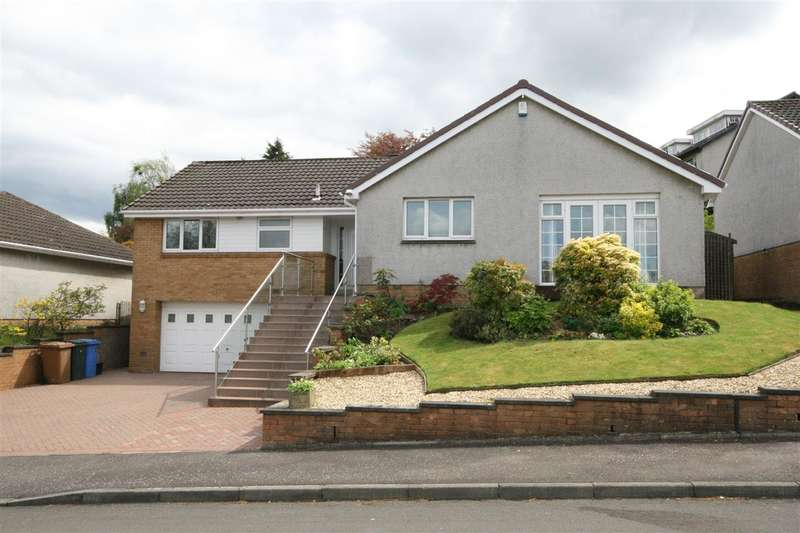 4 Bedrooms Bungalow for sale in Comyn Drive, Falkirk