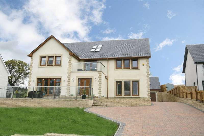 5 Bedrooms Detached House for sale in New Row Lane, Westfield, Kincardine, Kincardine