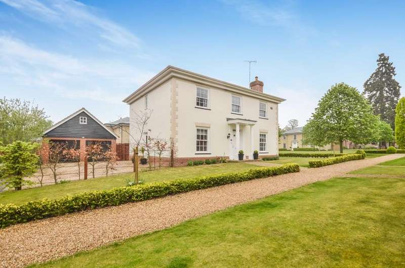 4 Bedrooms Detached House for sale in Lawford Place, Manningtree