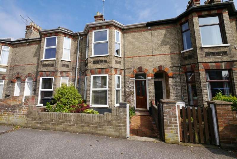 3 Bedrooms Terraced House for sale in London Road South, Pakefield, Lowestoft